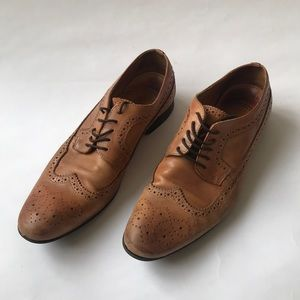 Men's Zara dress shoes